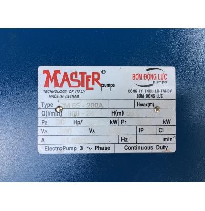 Máy Bơm Nước MASTER CM65-200A