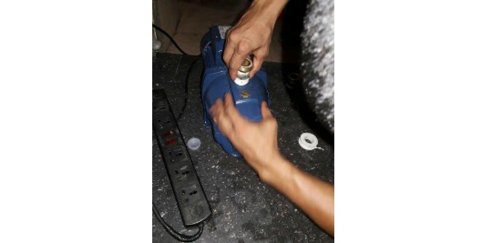 5 Cách sửa máy bơm không lên nước đơn giản mà hiệu quả